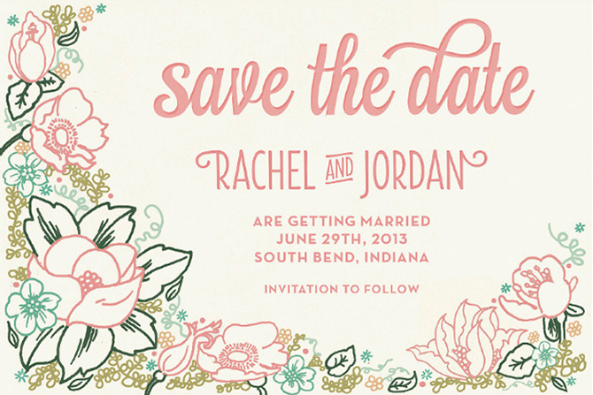 wedding invitations intimate wedding