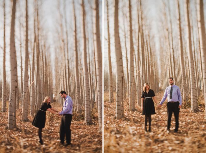 engagement shoot formal