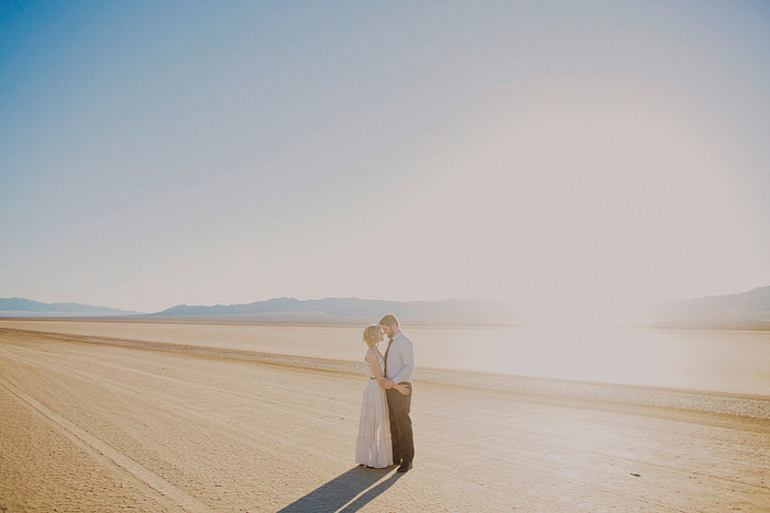 Nevada elopement