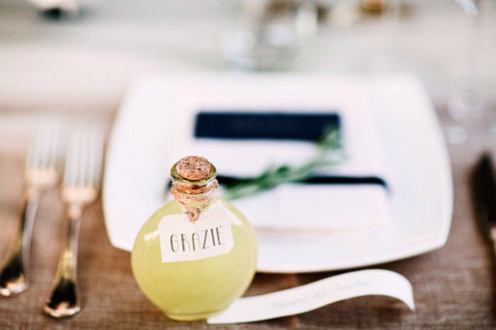 limoncello wedding