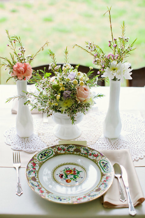 Milk Glass For Weddings