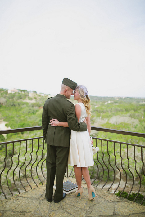 Austin wedding portrait