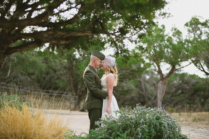 Austin wedding portrait