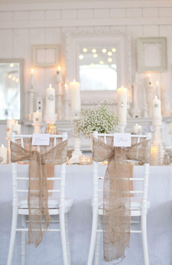10 Creative Chair Decor Ideas Intimate Weddings Small Wedding
