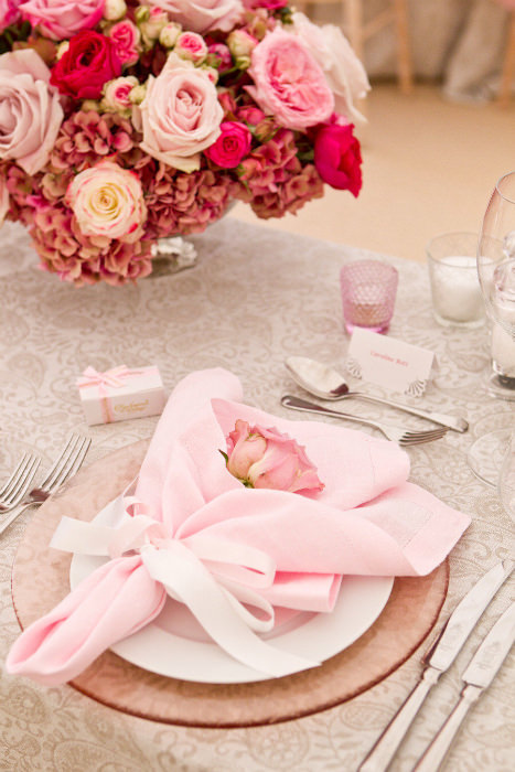 10 Ideas For Wedding Napkins