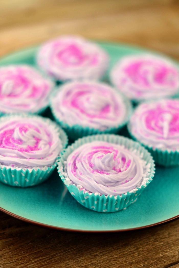 cupcake bath