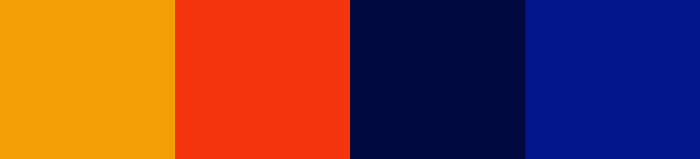 Cobalt Color Palette