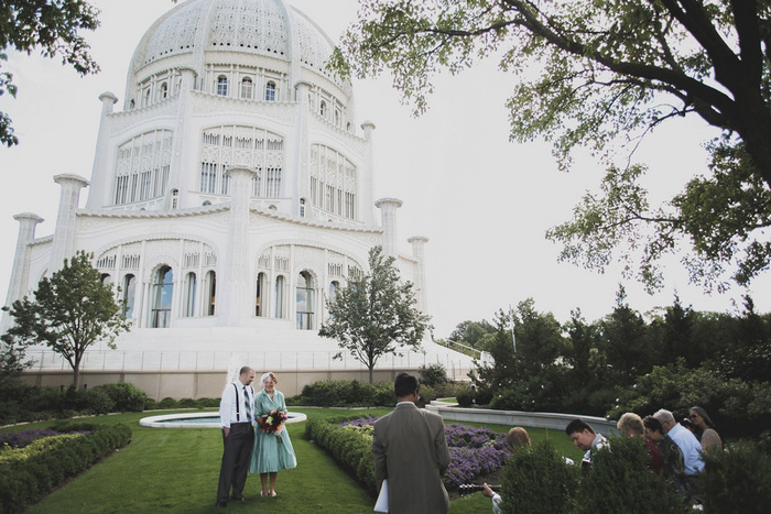 Baha'i wedding ceremony