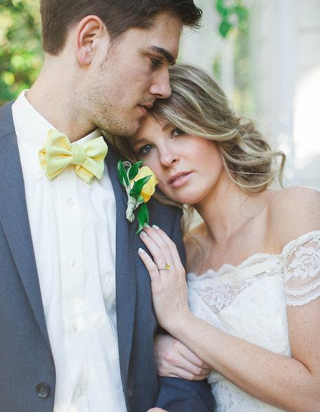 intimtae california wedding
