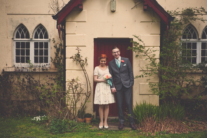 irish countryside wedding
