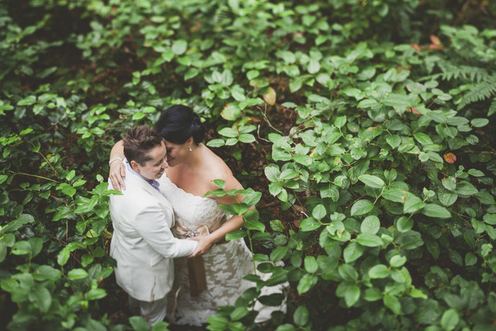 intimate Tofino wedding