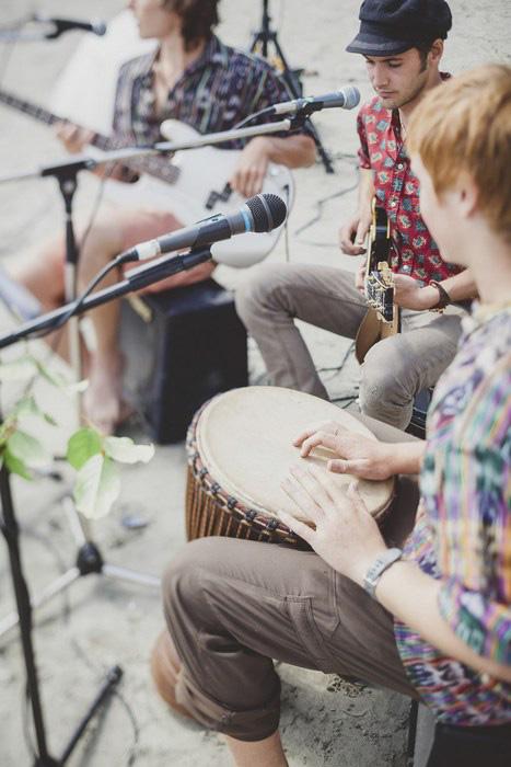 wedding drumming circle