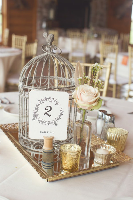 Diy Vintage Centerpieces For Wedding