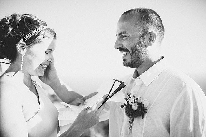 croatian elopement ceremony