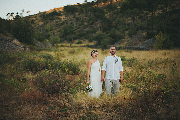 Croatia elopement