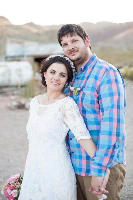 elopement portrait