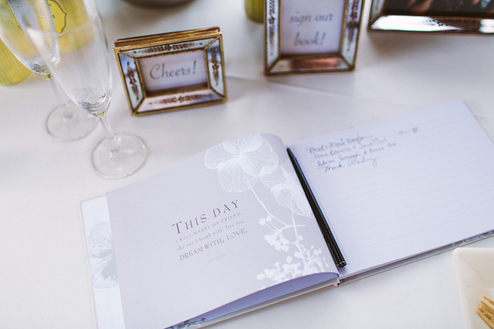 wedding gest book