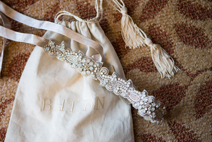 BHLDN wedding belt
