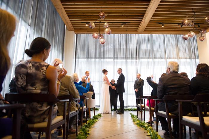 Catalyst Wedding Ceremony