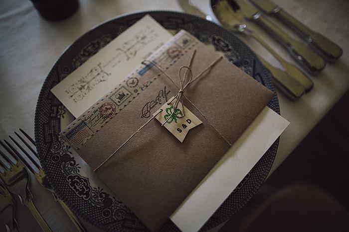handwritten letter guest favor