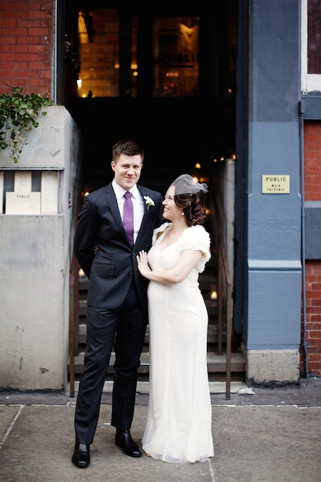 a practical weddingNYC-Wedding-at-Public-Restaurant-Pregnant-Bride-29