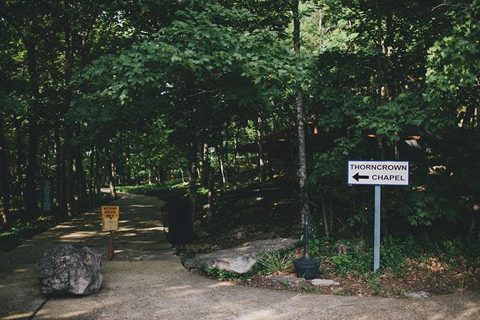 chapel sign