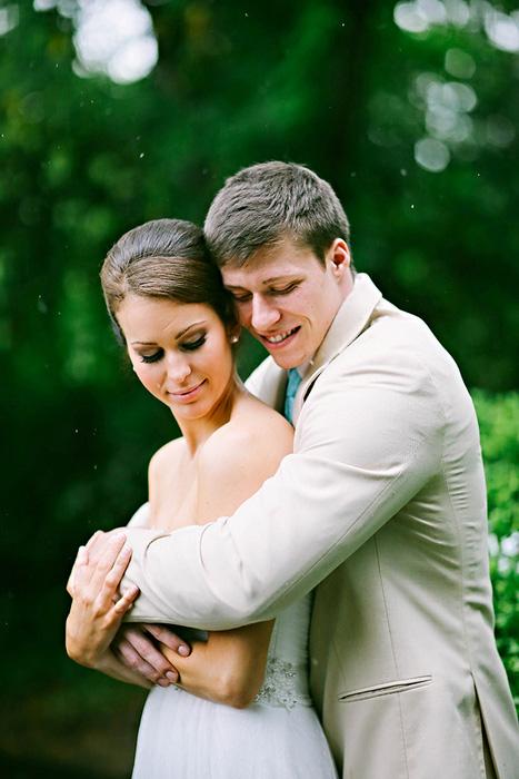 Đám cưới $4000 siêu lãng mạn của Kristen và Todd