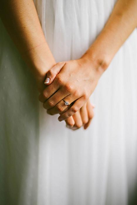 Nhẫn cưới cho cô dâu