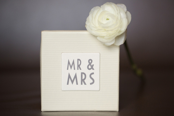 Mr. and Mrs. box