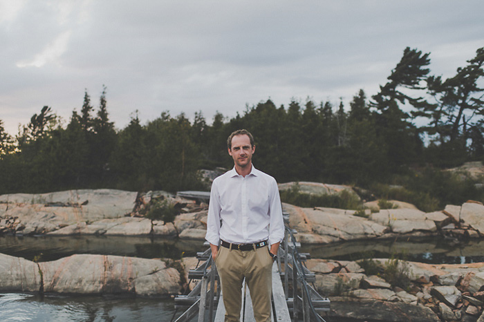 Georgian Bay Groom