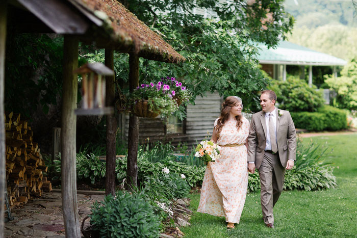 Nashville Farm Elopement