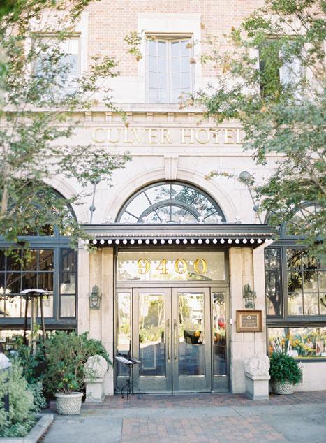 Culver city hotel