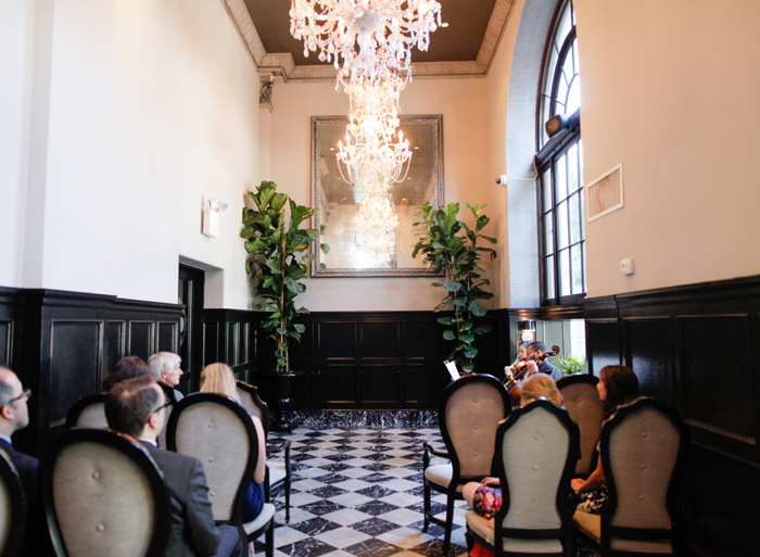 Culver Hotel ceremony venue