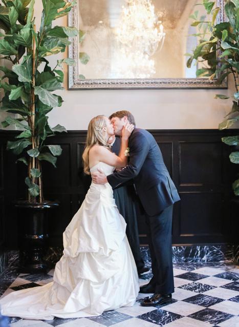 Tổ chức lễ cưới tại khách sạn