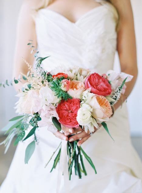 Hoa cưới cho ngày trọng đại