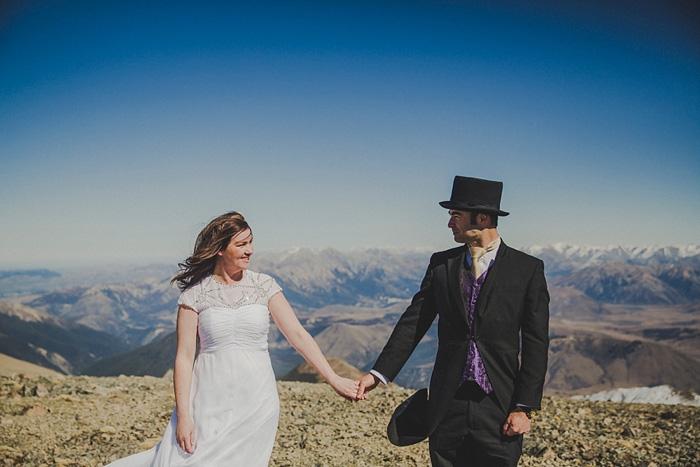 new zealand elopement