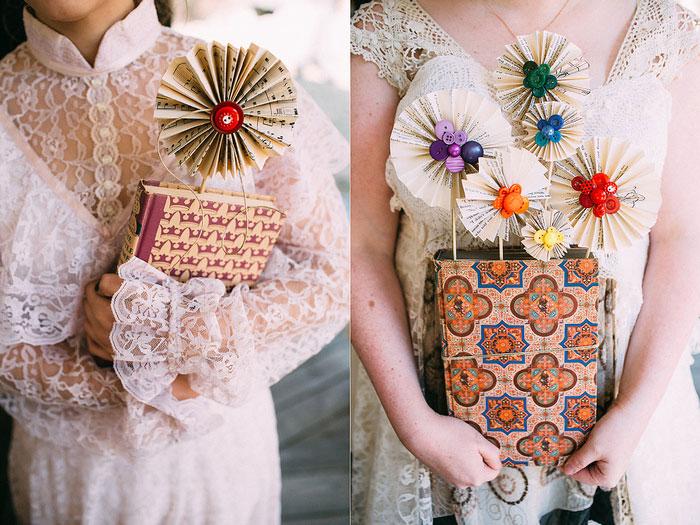 wedding pinwheels