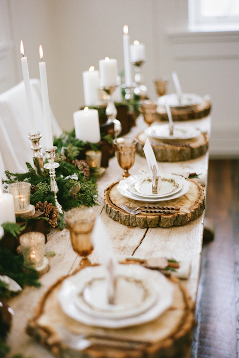 http-::www.elizabethannedesigns.com:blog:2014:02:03:elegant-rustic-winter-wedding-inspiration:greenery-garland-tabletop: