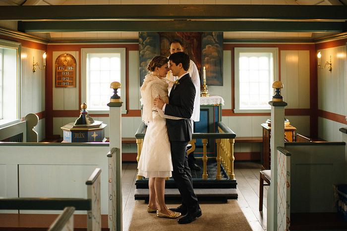 Iceland chapel elopement