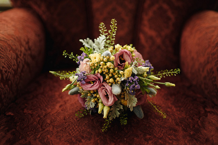 Hoa cưới cầm tay cho cô dâu