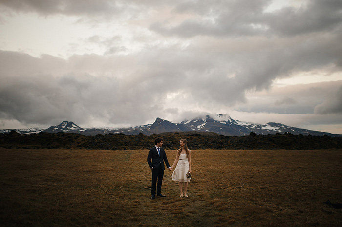 Phong cách chụp ảnh cưới ma mị