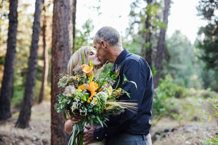 Chụp ảnh cưới trên núi