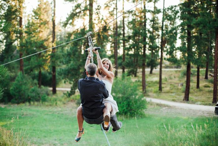 Đám cưới của Lindsay và Albert