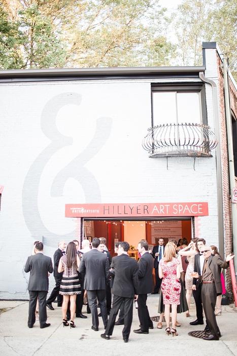 art gallery wedding reception venue