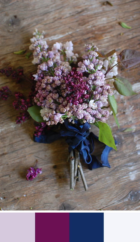 Lavender color board