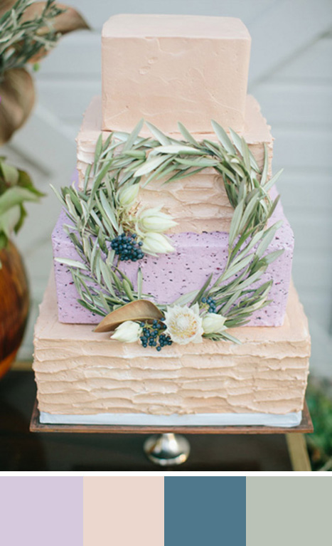 Lavender color board