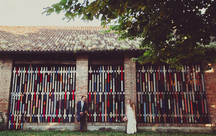 Milan destination wedding