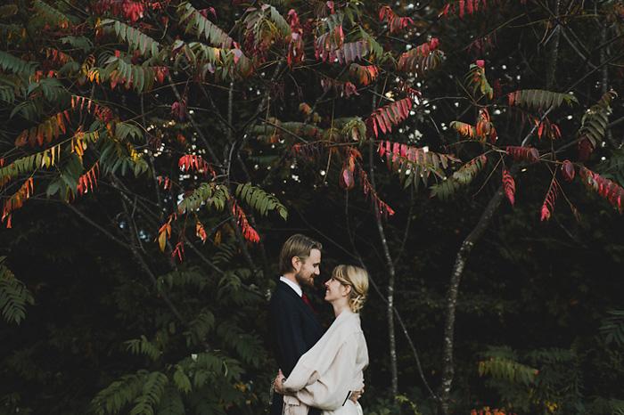 Ontario at-home wedding