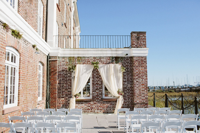 historic rice mill wedding venue