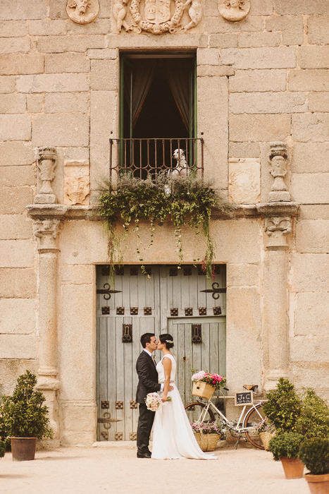 Segovia wedding